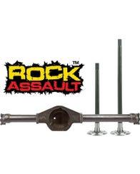 Rock Assault™ Samurai Rear Axle Housing Kit