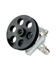 Trail-Gear Power Flow 1650psi Power Steering Pump with Serpentine Pulley