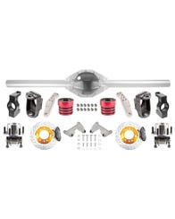 """Front Roller Kit, 3.5""""-3/8"""" Wall, w/ Inspection Hole"""