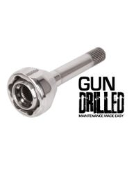 Longfield™ Gun-Drilled 30-Spline Chromoly Birfield