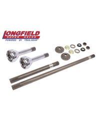 Longfield 30 Spline Birfield/Axle Super Set (FJ 60), Gun Drilled
