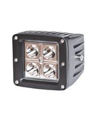 """Trail-Gear 3"""" Square Quad LED Light Pod"""